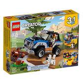 樂高積木 LEGO《 LT31075 》Creator 創意大師系列 - Outback Adventures 內陸探險╭★ JOYBUS玩具百貨