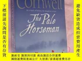 二手書博民逛書店The罕見Pale HorsemanY146810 BERNAR