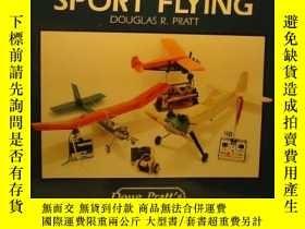 二手書博民逛書店Advanced罕見Guide to Radio Control Sport Flying-無線電控制運動飛行高級