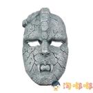 萬聖面具石像鬼鬼面面具男女白色樹脂面具【淘嘟嘟】