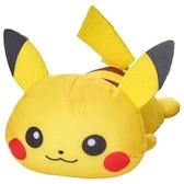 【寶可夢 疊疊樂娃娃】寶可夢 沙包 疊疊樂 滑鼠靠墊 娃娃 皮卡丘 日本正版 該該貝比日本精品