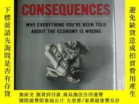 二手書博民逛書店◇英文原版書罕見Unintended Consequences: