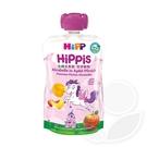 HiPP 喜寶 生機水果趣-甜李蜜桃100g【佳兒園婦幼館】