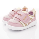 IFME健康機能鞋 輕量學步鞋款 ZE10201粉紅(寶寶段)