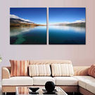 裝飾畫 客廳 現代 無框畫 版畫 壁畫 ...