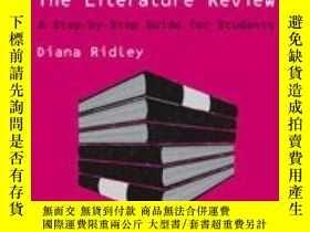 二手書博民逛書店The罕見Literature Review: A Step-by-step Guide For Students