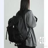多功能大容量背包風多兜百搭雙肩包男女書包【Kacey Devlin】