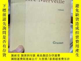 二手書博民逛書店Mere罕見MerveilleY15389