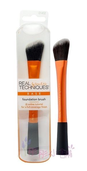 【彤彤小舖】英國 Real Techniques Foundation Brush 專業斜角粉底刷 彩妝刷型號01402