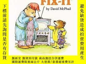 二手書博民逛書店Fix罕見ItY364682 Mcphail, David Penguin Usa 出版1992