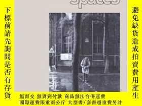 二手書博民逛書店Repressed罕見Spaces :the Poetics O