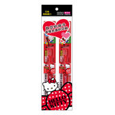 EBISU-Hello Kitty3~6歲兒童牙刷2入【愛買】