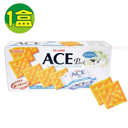 優龍ACE原味餅乾1盒【合迷雅好物超級商城】