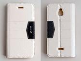 gamax完美系列 InFocus M2 3G/4G /M2+ 簡約綴色側翻手機保護皮套 磁吸插卡側立 全包防摔