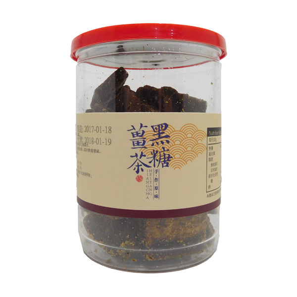 几木朵黑糖薑茶250g