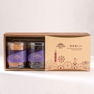 月餅/糕餅【典藏】手工餅乾綜合2入禮盒 原味杏仁+杏仁巧克力手工餅乾(蛋奶素)