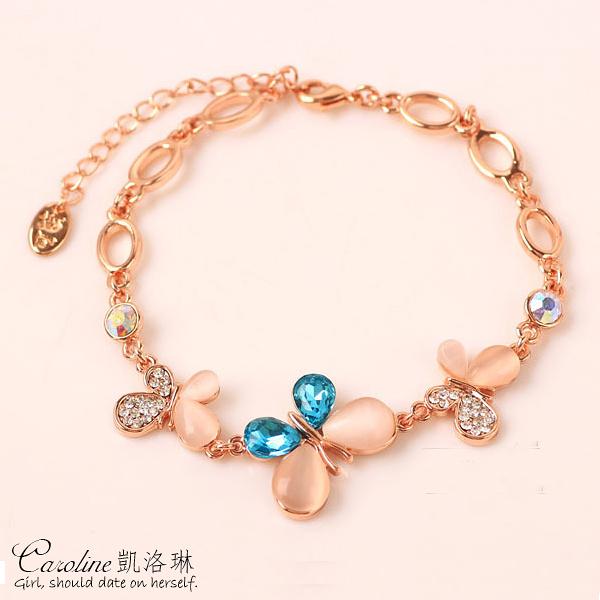 《Caroline》★【細緻】.典雅設計優雅時尚品味流行時尚手環67920