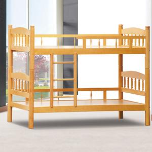 【YFS】福特3尺白楊木雙層床-100x201x156cm