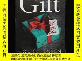 二手書博民逛書店英文原版罕見the giftY254456 louise jensen sphere ISBN:9780751