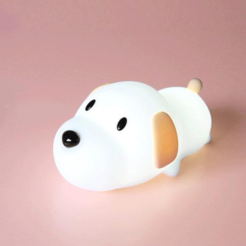 papa puppy 呆呆汪 小狗伴睡燈 造型燈 小夜燈