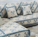沙發墊坐墊防滑沙發蓋巾-hong001...