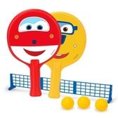 乒乓球拍套裝兩只裝初學者兒童小號球拍 琉璃美衣