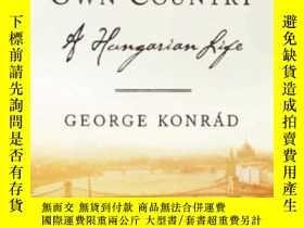 二手書博民逛書店A罕見Guest In My Own CountryY364682 George Konrad Other P