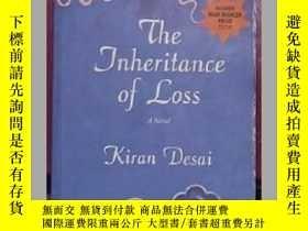 二手書博民逛書店英文原版罕見The Inheritance of Loss by