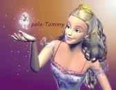 【居家優品】老款 Barbie芭比 nutcracker胡桃夾子 嘉娜糖果公主
