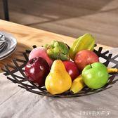 果盤 水果盤家用客廳北歐多層干果盤現代簡約創意水果籃零食點心盆 1995生活雜貨