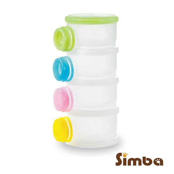 小獅王辛巴 溜滑梯專利衛生奶粉盒
