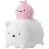 【角落生物 音樂娃娃】角落生物 音樂娃娃 玩偶 北極熊 日本正版 該該貝比日本精品