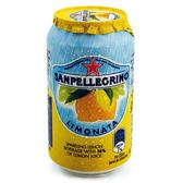 (組)義大利聖沛黎洛氣泡水果水檸檬口味330ml 24入組