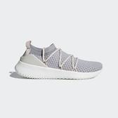 Adidas NEO Ultimamotion [B96473] 女鞋 運動 休閒 慢跑 襪套 舒適 網眼 愛迪達 灰橘