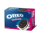 奧利奧OREO巧克力三明治餅乾-雙倍夾心405.9g【愛買】