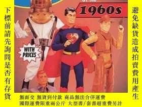 二手書博民逛書店Action罕見Figures of the 1960sY346