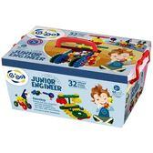 #7332P 【智高Gigo】創意魔法箱-齒輪好好玩 益智玩具 創意積木 綠色能源 科學教材