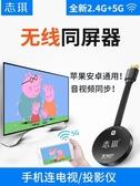 同屏器無線HDMI同屏器蘋果安卓手機連接電視機線投影儀高清投屏神器轉換新年禮物
