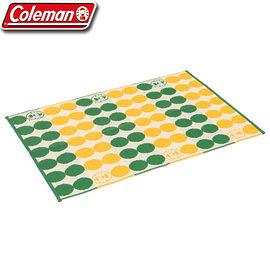 【偉盟公司貨】丹大戶外【Coleman】美國 戶外地毯 130點點綠 CM-26877