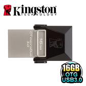 [富廉網] 金士頓 Kingston DTDUO3 16G DataTraveler microDuo 3.0 16GB OTG 隨身碟