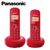 國際牌數位電話機 KXTGB212 紅