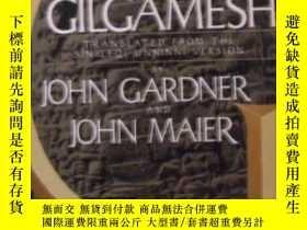 二手書博民逛書店【英文罕見】《吉爾伽美什》譯自公 前12世紀Sin-liqe-u