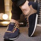 透氣拼色帆布運動鞋-3色 39-44碼【H601137】