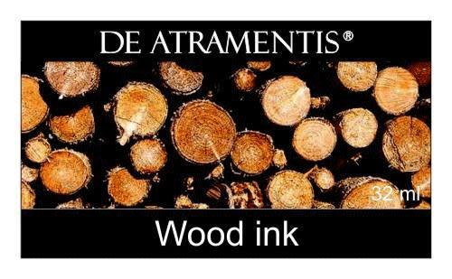 JANSEN天然香氣手工墨水原木(木材棕)2208*需預定