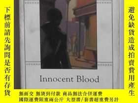 二手書博民逛書店英文原版罕見Innocent Blood by P. D. Ja