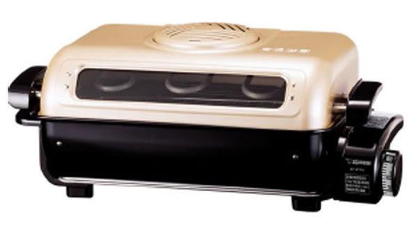 《長宏》Zojirushi象印多功能燒烤器【EF-VFF40】觸媒過濾網,過濾煙味!可刷卡,免運費.