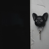 QUALY 法鬥鑰匙圈-黑