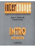 二手書《Interchange Intro Teacher s manual: English for International Communication》 R2Y ISBN:052146742X