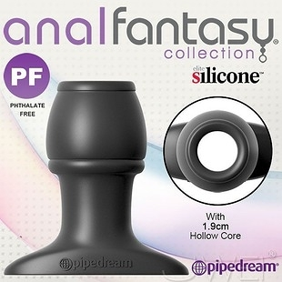 美國PIPEDREAM★Anal Fantasy -Open Wide Tunnel Plug 通道型肛塞★後
