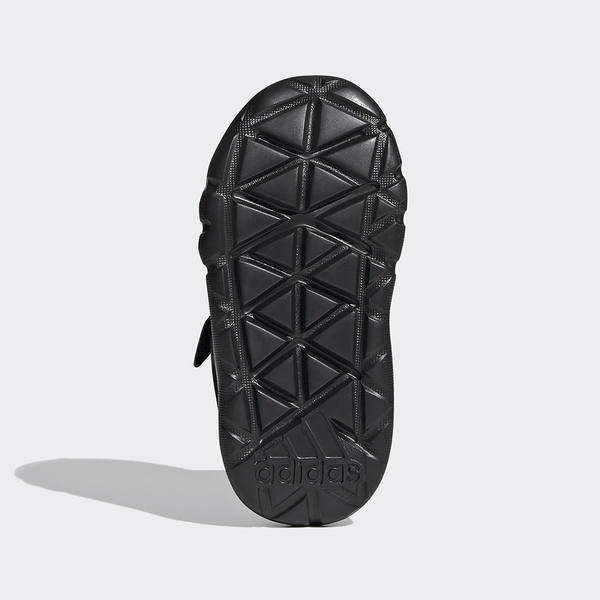 Adidas ACTIVEFLEX SUMMER.RDY黑色魔鬼氈運動慢跑童鞋-NO.FV3309